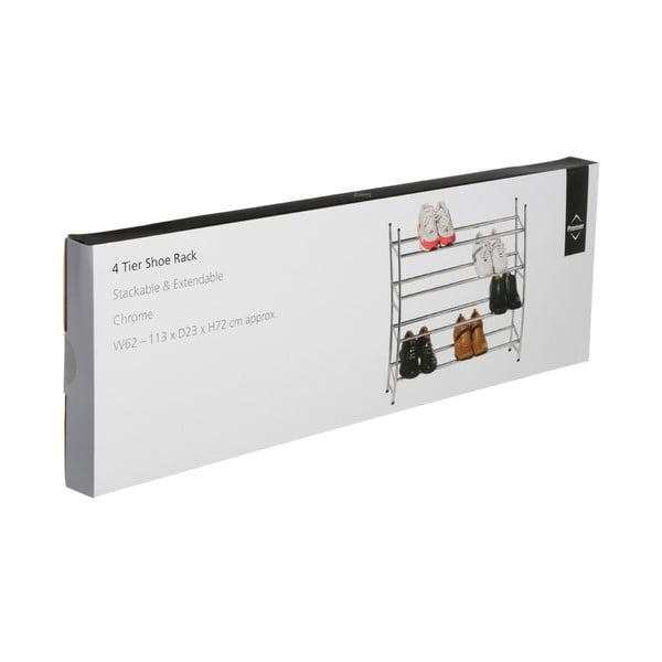 Stojan na topánky Premier Housewares Shoe Rack, 23x62 cm