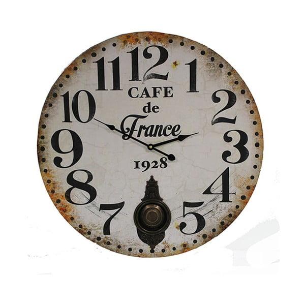 Kyvadlové hodiny France, 58 cm
