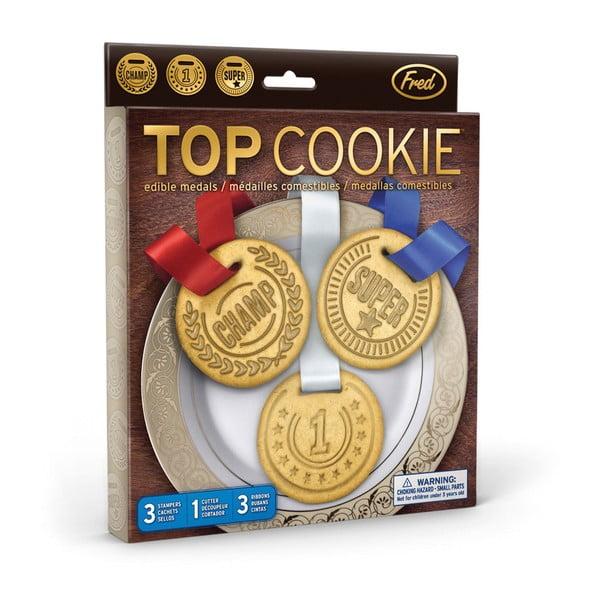 Tvorítko na sušienkovú medailu Fred & Friends Top Cookie