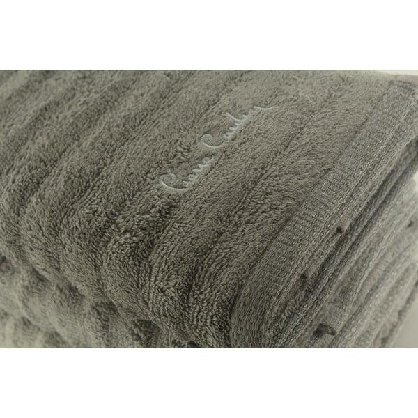 Sada 3 osušiek Pierre Cardin Fur, 50x90 cm