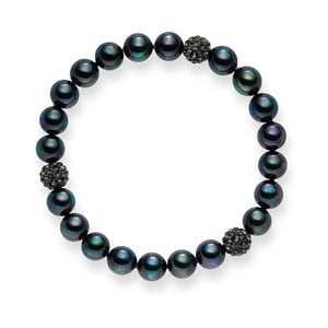 Perlový náramok Nova Pearls Copenhagen Fabienne