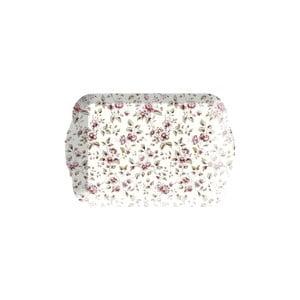 Podnos Creative Tops Floral, 21x14 cm