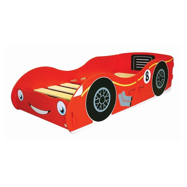 Detská posteľ Race Junior, 152x79,5x43 cm