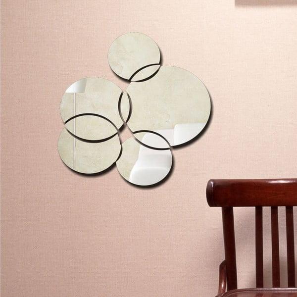 Dekoratívne zrkadlo Prelínanie