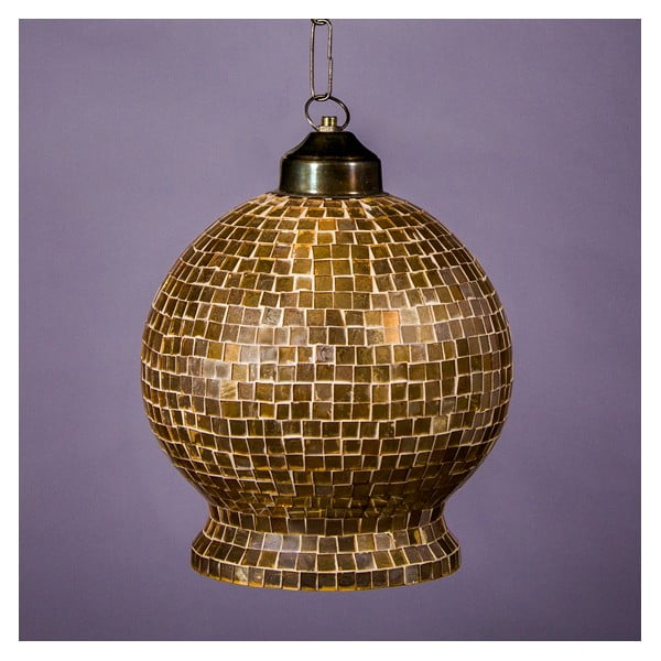 Luster Zlatá mozaika