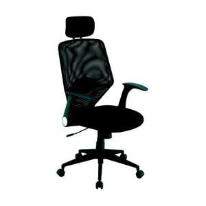 Čierna kancelárska stolička 13Casa Lawyer A9