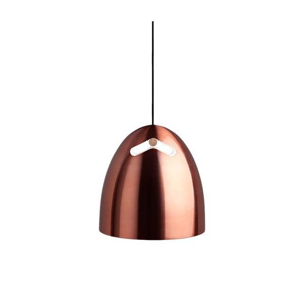 Závesné svietidlo Bell+ 30 Copper