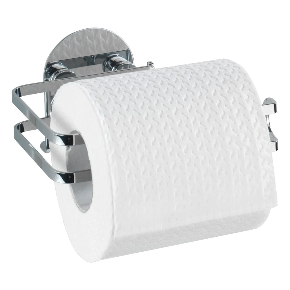 Samodržiaci stojan na toaletný papier Wenko Turbo-Loc, až 40 kg
