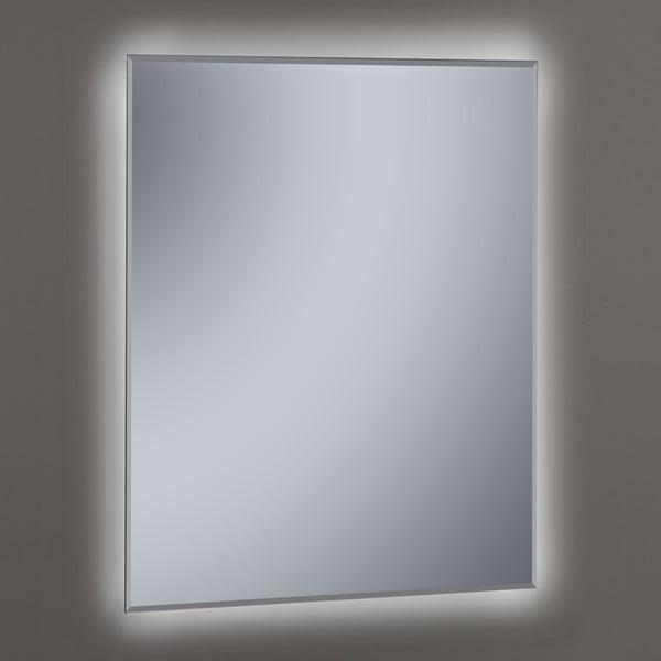 Zrkadlo s LED osvetlením Lateral, 60x80 cm