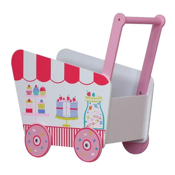 Detský vozík Patisserie