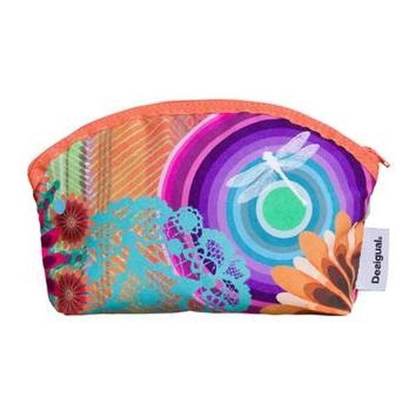 Kozmetická taška DESIGUAL Moon Purple