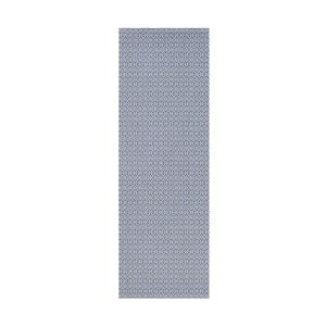 Koberec vhodný do exteriéru Meadow 80x150 cm, modrý