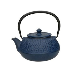 Modrá čajová kanvica so sitkom Brandan Cast, 650 ml