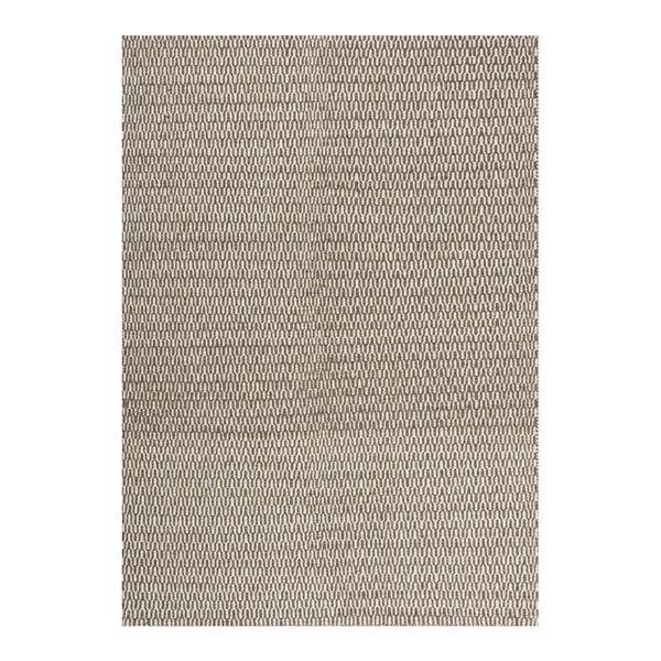 Vlnený koberec Charles Smoke, 200x300 cm