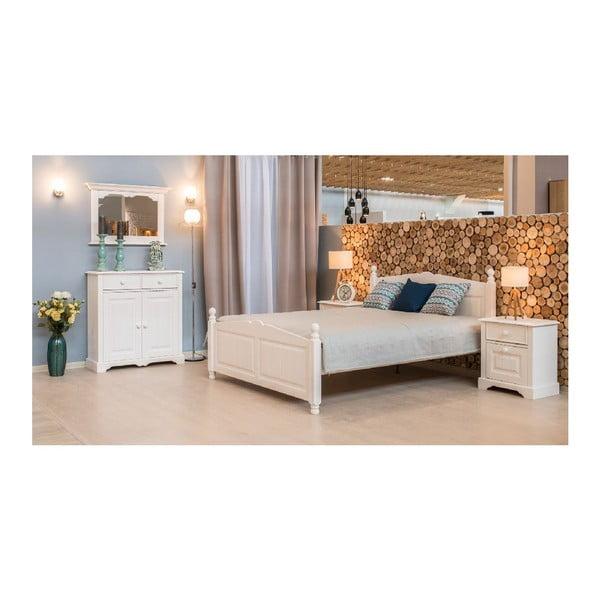 Nočný stolík Pisa, 57x38x60 cm
