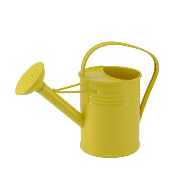 Kropiaca kanva Kovotvar 1,5 l, žltá