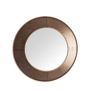 Okrúhle nástenné zrkadlo Last Deco Thusis, ø 93 cm