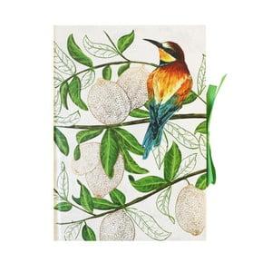 Zápisník Eden Project by Portico Designs, 80 stránok