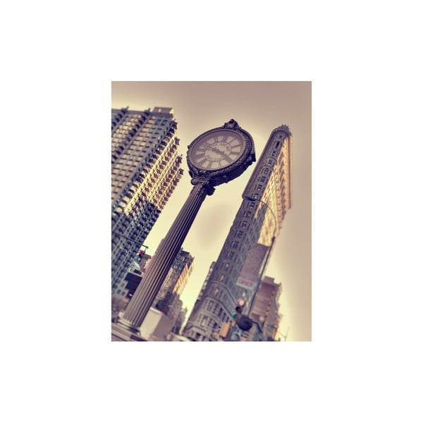 Obraz Flatiron Building, 50x65 cm