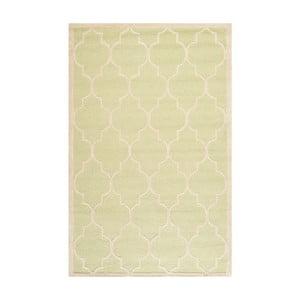 Vlnený koberec  Safavieh Everly Sand, 152x243 cm
