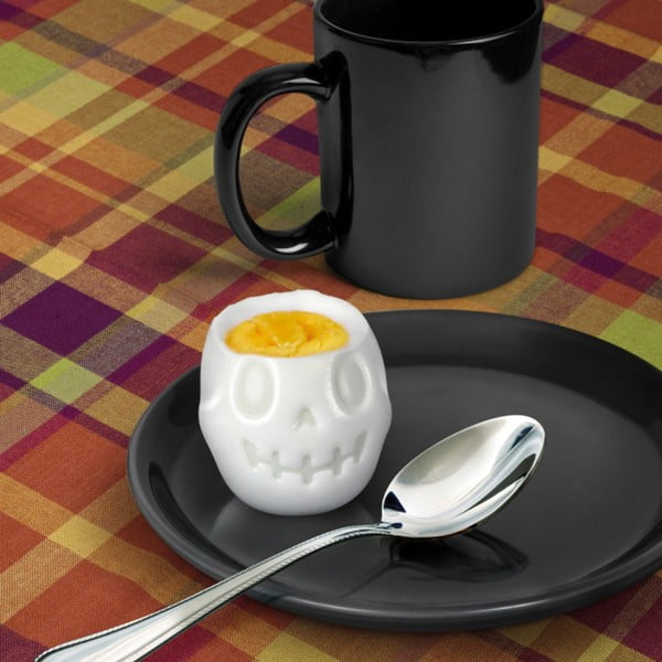 Forma na varené vajce ve tvare lebky Fred & Friends Egg-o-Matic