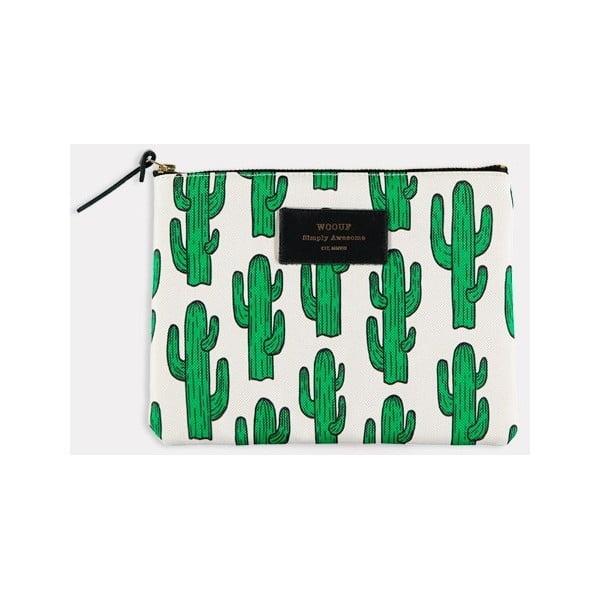 Listová kabelka/kozmetická taštička Cactus L
