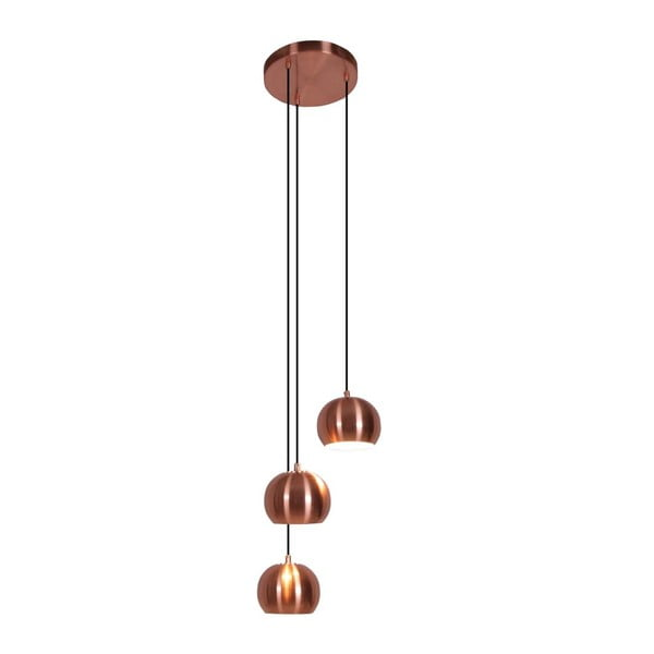 Stropné svetlo Coopery Copper