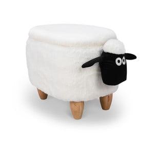Taburetka s úložným priestorom KICOTI Sheep