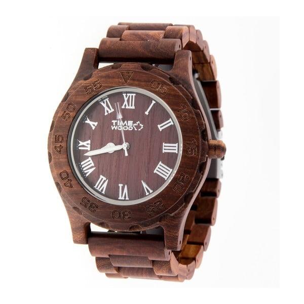 Drevené hodinky Timewood Becrux