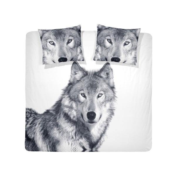 Obliečky Husky White, 240×200cm