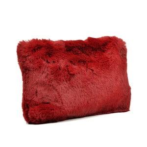 Červená listová kabelka Luisa Vannini Graffio