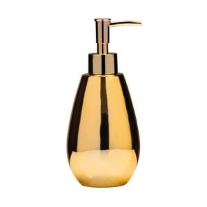Zlatý dávkovač na mydlo Premier Housewares Magpie