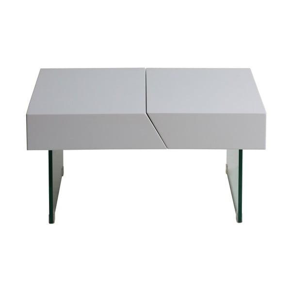 Konferenčný stolík s úložným priestorom Marckeric Serena