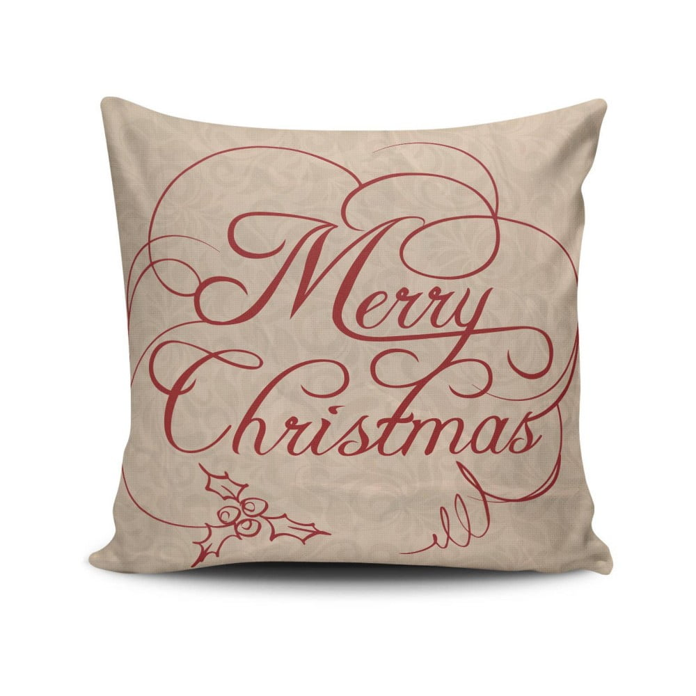 Vankúš Merry Christmas to You, 45 x 45 cm