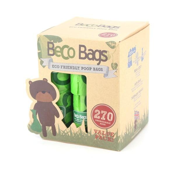 Sada 270 vrecúšok na venčenie Beco Bags