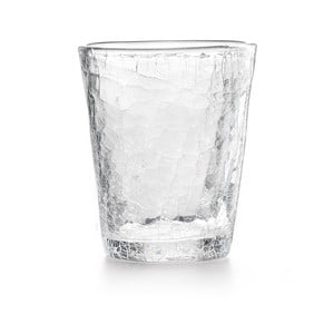 Set 6 ks pohárov Fade Ice, číry