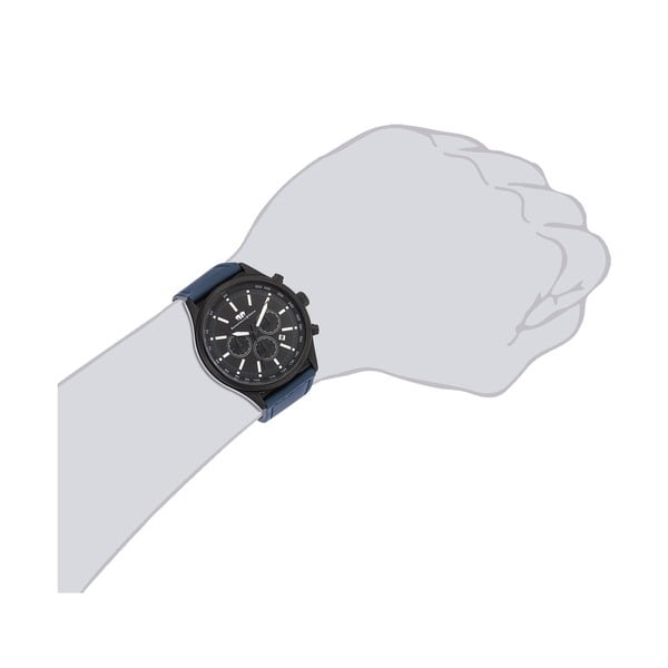 Pánske hodinky Rhodenwald&Söhne Relevator Dark Blue