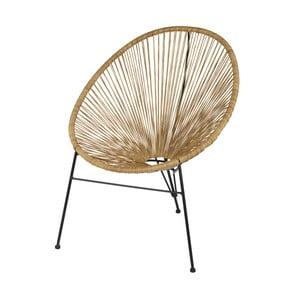Hnedá stolička De Eekhoorn Breeze