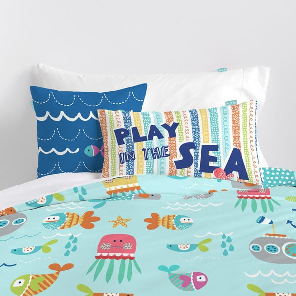 Obliečky Moshi Moshi Sea Life,140x200cm