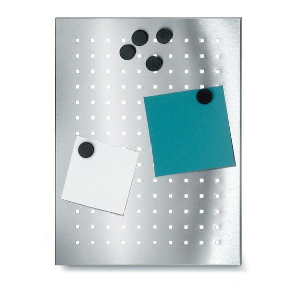 Dierkovaná magnetická tabuľa Blomus Muro, 30 x 40 cm
