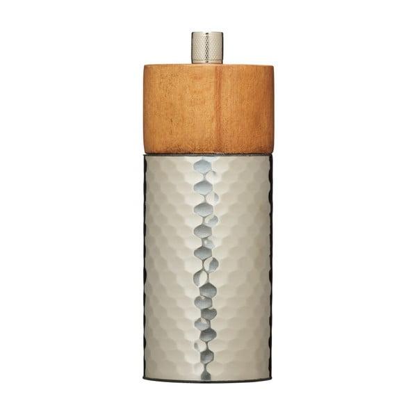 Mlynček na soľ z nehrdzavejúcej ocele  Kitchen Craft Master Class