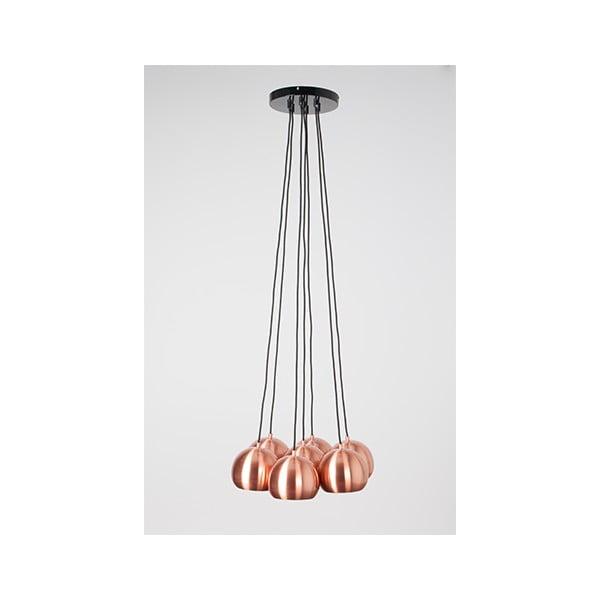 Závesné svetlo Multishine Copper