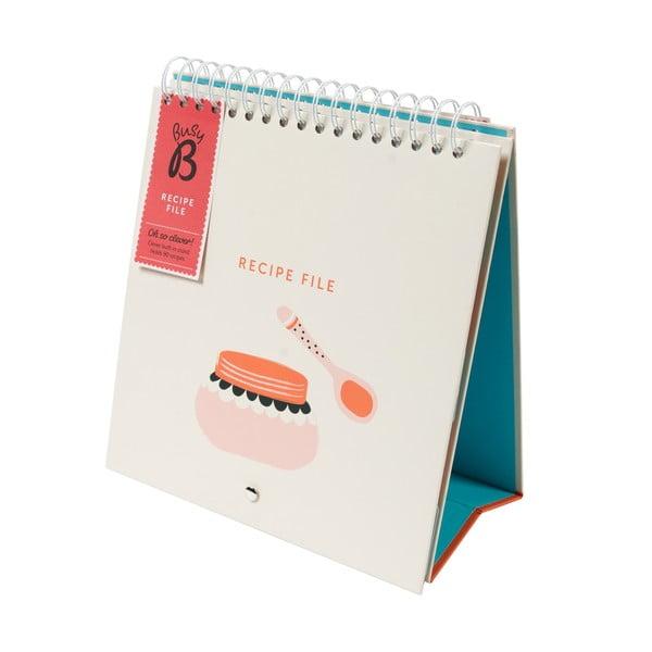 Kniha na recepty Fliptop