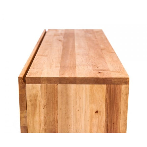 Nočný stolík z jelšového dreva Mazzivo Borgo Long