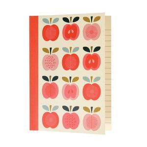 Zápisník Rex London Vintage Apple, veľ. A6