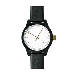 Hodinky Two Hand Black