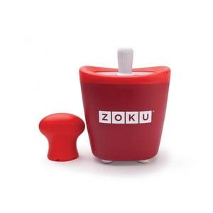 Červená forma na nanuk Zoku Popsicle