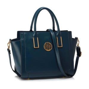 Tmavomodrá kabelka L & S Bags Prey
