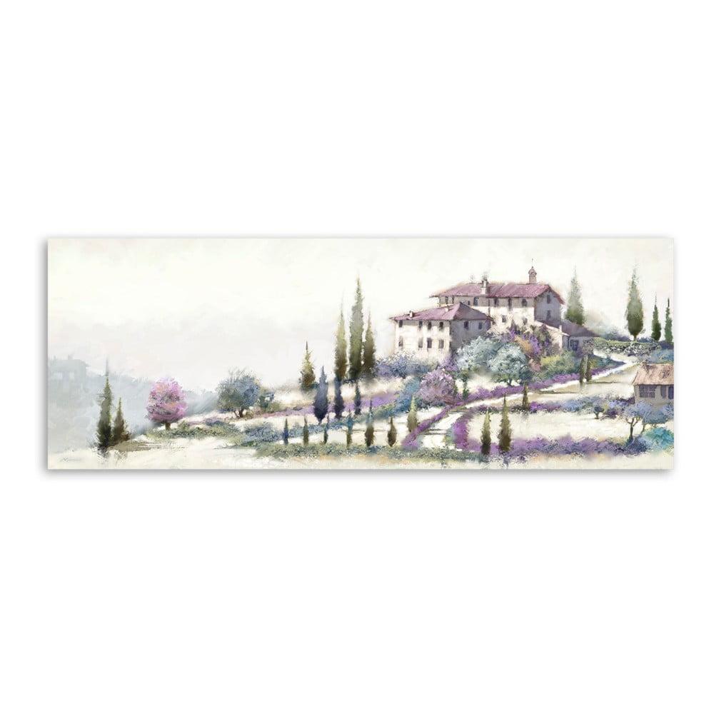 Obraz Styler Canvas Holiday Tuscany, 60 × 150 cm