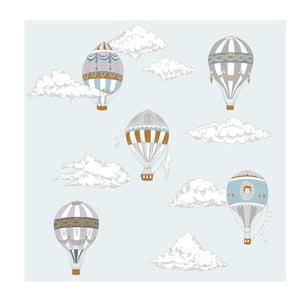 Tapeta na stenu Dekornik Ballon Race, 50 x 280 cm